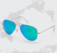 Unisex 's Anti-reflectante Rectángulo Gafas de Sol