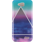 Palmette Design TPU Soft Case for LG 90