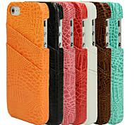 caja del filtro de la tarjeta dual para el iphone 5 / 5s (colores surtidos)