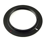 lente mengs® m42-ai montaje anillo adaptador con material de aluminio para la lente m42 a cuerpo de la cámara nikon