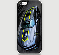Fashion Car Pattern Case Back Cover for Phone6 Case