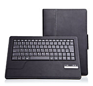Wireless Bluetooth Keyboard Cover Case for Sony Xperia Tablet Z 10.1 inch Tablet, BLACK (Will NOT Fit Xperia Z2 Tablet)