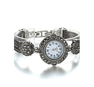 Sjeweler Ladys Fashion Jewelry Plating Antique Silver Latest Bracelet Watch Cool Watches Unique Watches