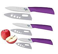 Set di coltelli in ceramica - DI Ceramica - L 24.5cm x W 2cm x H 1cm ( L9.65''x W 0.79''x H 0.39'')