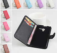 Protective PU Leather Magnetic Vertical Flip Case for Motorola Moto X(Assorted Colors)