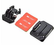 Gopro Accessories Mount For Gopro Hero 3+ / Gopro 3/2/1 / Gopro Hero 4 ABS / Plastic Black