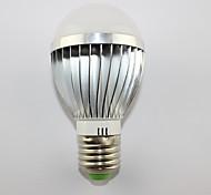5W E26/E27 Ampoules Globe LED LED Haute Puissance 500 lm Blanc Froid AC 85-265 V 1 pièce