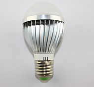 5W E26/E27 Bombillas LED de Globo LED de Alta Potencia 500 lm Blanco Fresco AC 85-265 V 1 pieza