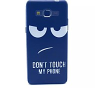 Eye Pattern PC Material Phone Case for Samsung GalaxyGrand Prime G530