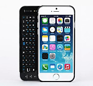 Wireless Bluetooth Keyboard  50-Key w/ Slide-out Back Case for IPHONE 6 4.7""