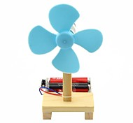 DIY Educational Assembly Electric Fan Kit  Toys