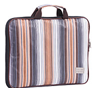 """Strips Fashion Style Laptop Hand Bag for Brand of Asus Lenovo under 11"""" 13"""" 15"""" Size"""