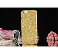 Glitter PC Hard Back Case For Iphone 6 Plus (Assorted Color)