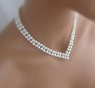 Party/Alltag/Normal - Halsketten/Stränge Halsketten ( Perle )