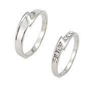 Couples Discharge Fashion Diamond Ring For You