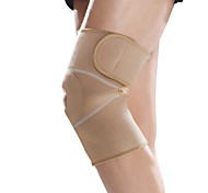 Ollas Unisex Outdoor Exercise Orange Nylon Tourmaline Self-heating Adjustable Knee/Legs Protective Gear S9411