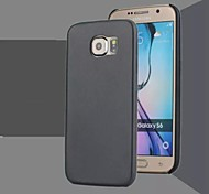 Ultra-thin PU Mobile Phone Protection Shell for Samsung Galaxy S6 Assorted Color