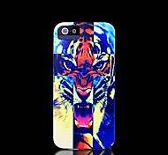 copertura dura tigre modello per iphone 5 per il iphone 5 s