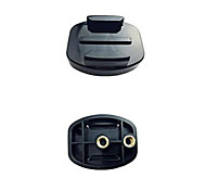 Gopro Accessories Mount For Gopro Hero 3+ / Gopro 3/2/1 / Gopro Hero 4 Metal / Plastic Black