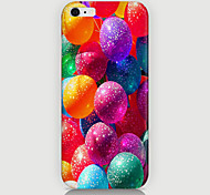 Multicolor Balloon Pattern Case Back Cover for Phone6 Plus Case
