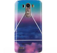 Palmette Patterns TPU Soft Case for LG G3