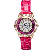 Women's Watch L.WEST Fashion Candy Color Ball Contracted Belt Quartz Watch Cool Watches Unique Watches