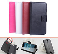 Protective PU Leather Magnetic Vertical Flip Case for Acer Liquid Jade Z(Assorted Colors)