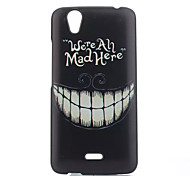 Smile  Pattern PC Phone Case For Wiko BIRDY