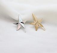 One Star Barrettes
