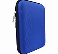 protettiva antiurto caso custodia per 2.5 pollici occidentale hard disk digitale / unità Seagate / usb& sd card -blue