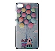 YMX-Color Balloon Pattern Design Pattern Protective Hard Case for Lenovo S90