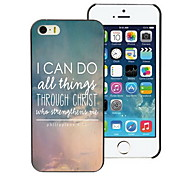 I CAN DO Design Hard Case for iPhone 4/4S