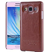 Special Design Fashion High-Grade Solid Color PU Leather Plastic Holster for Samsung Galaxy A7 (Assorted Colors)