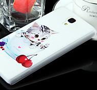 Xiaomi redmi nota câmera android, caso 1pcs pc venda quente fixados duro casos de telefone móveis de luxo para a nota redmi