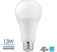 Vanlite E26 13W 1100lumen 75W Equivalent LED A21 Bulb Light Dimmable Energy-Saving (AC100-120V)