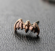 HUALUO®Korean Fashion Bat Earrings