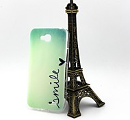 LG L90 D405 TPU Back Cover Graphic case cover