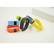 Tecnologia Vestível - Pulseira inteligente Bluetooth 4.0 - Controle de Mensagens/Controle de Câmera -Monitor de Atividade/Monitor de
