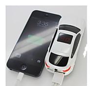 4400 mah bmw banca di potere di figura dell'automobile per i dispositivi Android e iOS