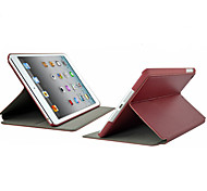 Honscud® New Ultra Thin Smart Leather Stand sleep wake up function Case Cover Ipad Mini 2/3(Assorted Colors)