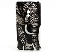 Elephant  Pattern TPU Soft Case for Asus Zenfone 5