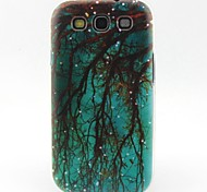 árvore de flash padrão caso TPU para Samsung Galaxy S3 / S4 / S5 / s3mini / s4mini / s5mini / S6 / S6 borda