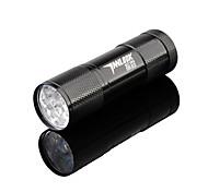 Lanternas LED / Lanternas de Mão (Superfície Antiderrapante / Counterfeit Detector) - LED 1 Modo 100 Lumens LED - paraUso Diário /