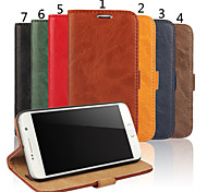 Special Design High-Grade Genuine Leather Mobile Phone Holster for Samsung Galaxy S6