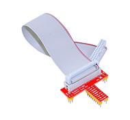 Raspberry Pie Raspberry GPIO Adapter Plate +26P Extension Line PI