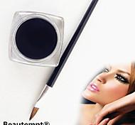 Lápices de Ojos Crema Impermeable / Natural Negro Ojos 1 Others