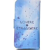 Various Artists  Pattern PU Leather Double-Sided Phone Case For iPhone 5/5S
