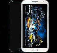 hd slim gefälschten Fingerabdruck kratzfest Glasfilm für Samsung-Galaxie Kern plus G350