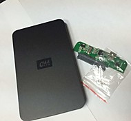 "Genuine WD 2.5"" Hard Drive with External USB 2.0 Enclosure"