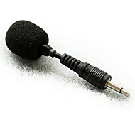 "Top Quality Cardioid Mini External Condenser Microphone 1/8""(3.5mm) Plug"